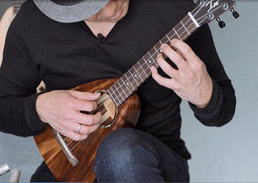 Daniel Ho - Ukulele World