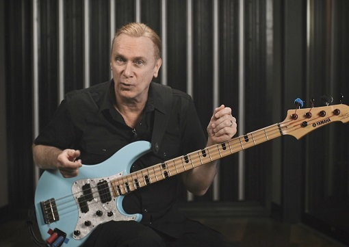Billy Sheehan - Creativity On Bass